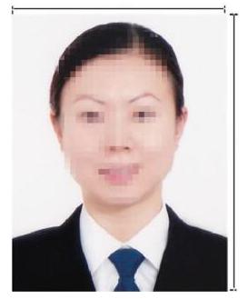 哈萨克斯坦签证照片材料模板